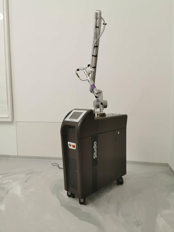 Permanent Make-up entfernen Lasergerät